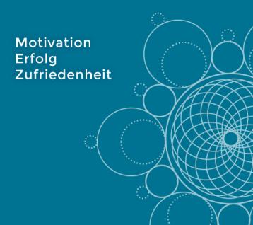 Illustration Motivation, Erfolg, Zufriedenheit